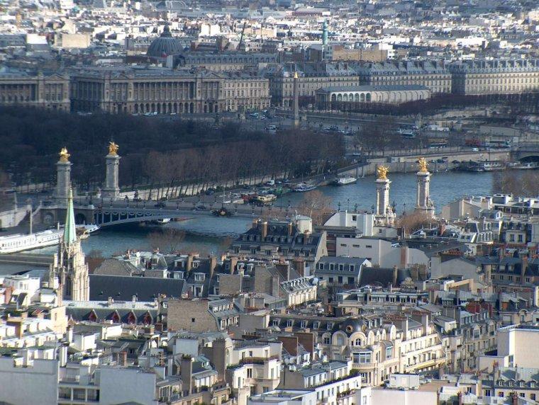 Paris Vue Du Ciel ( 10 )